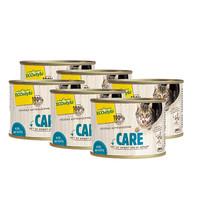 kattenvoeding Care 6x200 gram (tray)