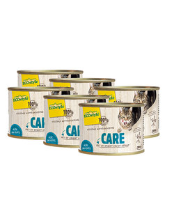 kattenvoeding Care 6x200 gram (tray)