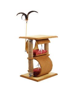 krabpaal Droomvanger 2 etages met speeltjes