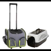 Reistassen, reisboxsen en koffers voor katten