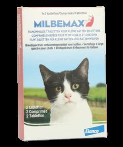 tabletten kat en kitten tot 2 kg (2 stuks)