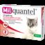 Milquantel tabletten kat vanaf 2 kg (2 stuks)