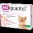 Milquantel tabletten kat of kitten tot 2 kg (4 stuks)