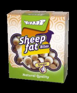 Sheep Fat Bites Knoflook 245 gram