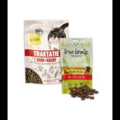 Natuurlijke snacks voor katten