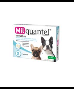 tabletten Hond Klein & Puppy (< 5 kg)