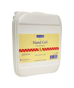 handgel desinfectie alcohol 5 liter (grootverpakking)