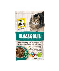 Blaasgruis kattenbrokken 4 kg