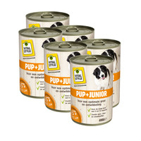 VitaalVlees Hond Junior 6x400 gram