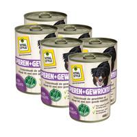 VitaalVlees Hond Spieren en Gewrichten 6x400 gram