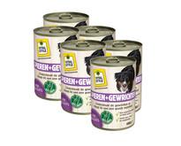 Spieren en Gewrichten hondenvoeding blik 6x400 gram