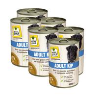 VitaalVlees Hond Kip 6x400 gram
