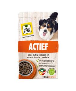 Actief hondenbrokken 10 kg