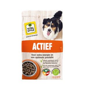 Actief hondenbrokken 3 kg