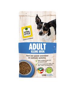 Adult hondenbrokken kleine hond 1,5 kg