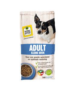 Adult hondenbrokken kleine hond 5 kg
