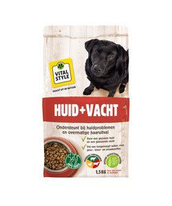 Huid&Vacht hondenbrokken 1,5 kg