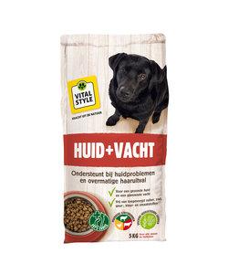 Huid&Vacht hondenbrokken 5 kg