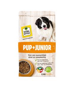 Junior hondenbrokken 1,5 kg