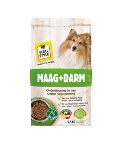 Maag+Darm hondenbrokken 2.5 kg