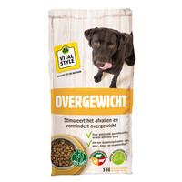 Overgewicht hondenbrokken 5 kg