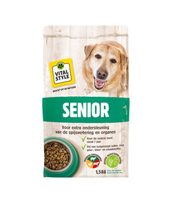 Senior hondenbrokken 1,5 kg