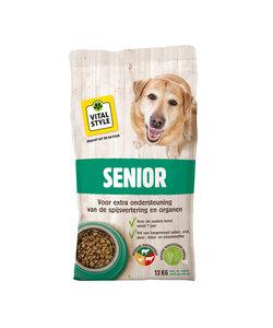Senior hondenbrokken 12 kg