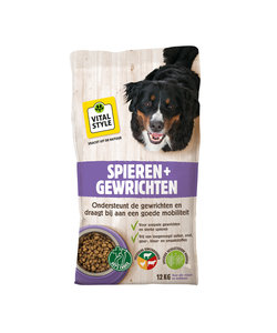 Spieren&Gewrichten hondenbrokken 12 kg