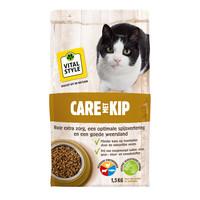 Kip kattenbrokken 1,5 kg