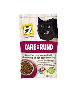 Rund kattenbrokken 4 kg