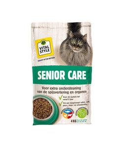 Senior kattenbrokken 4 kg