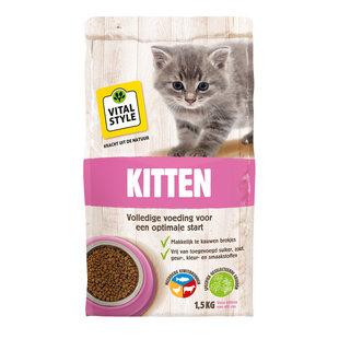 Kitten kattenbrokken 1,5 kg