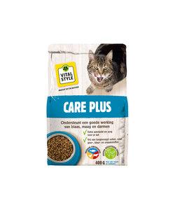 Care Plus kattenbrokken 400 gr