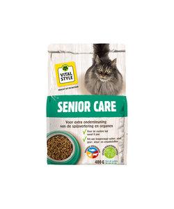 Senior Care kattenbrokken 400 gr