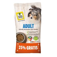 Adult hondenbrokken 12+3 kg