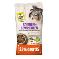 Spieren&Gewrichten hondenbrokken 12+3 kg