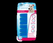 tandenborstel voor honden (6 stuks)