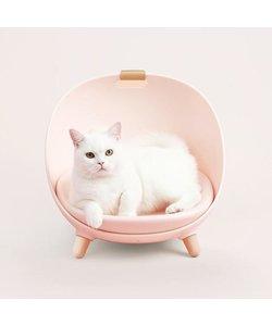 4-in 1 Design kattenmand (roze)