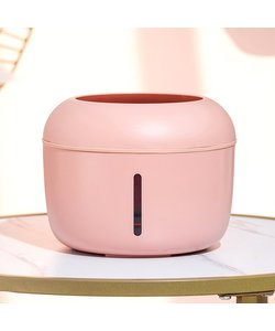 design drinkfontein met filter roze