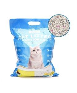 Bentoniet kattenbakvulling 3.8 liter