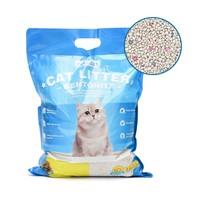 Bentoniet citroen kattenbakvulling 3.8 liter