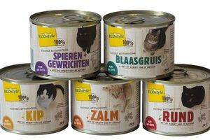 Nieuw: Ecostyle vlees voor katten