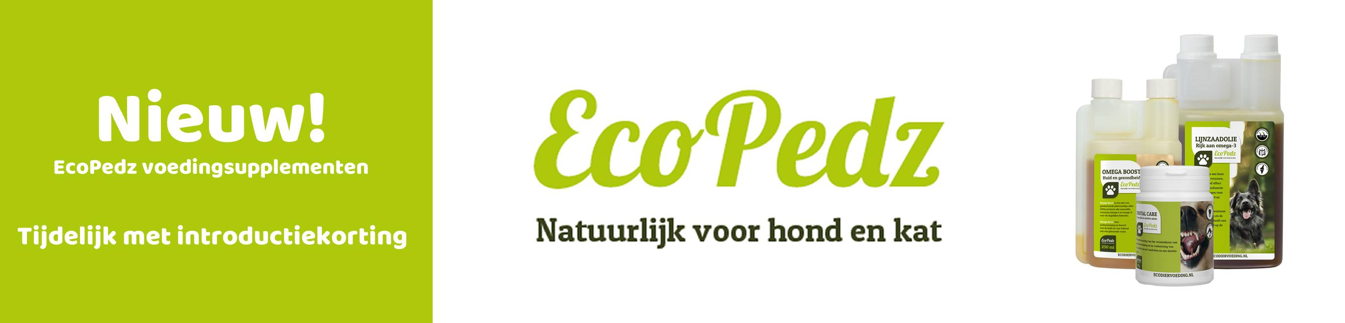 EcoPedz introductiekorting