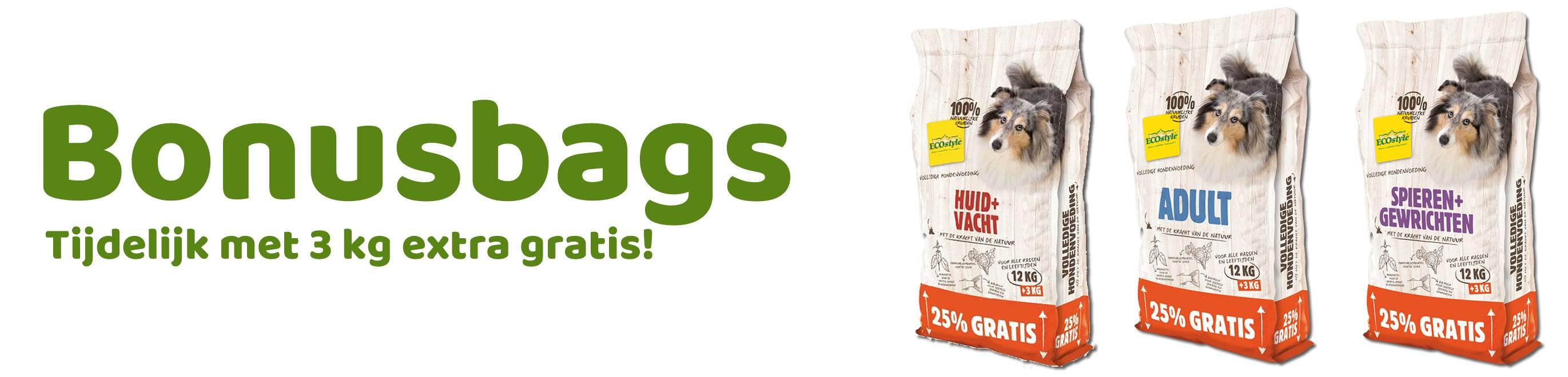 De VITALstyle Bonusbags zijn er weer! OP=OP!