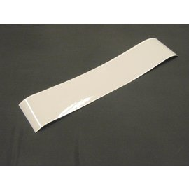 Hapro Sticker Acrylic sheet back part
