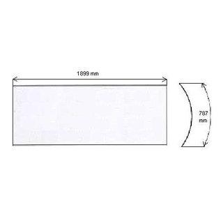 Sunvision Originele 190cm lange plaat voor de Alisun Sunvion bank