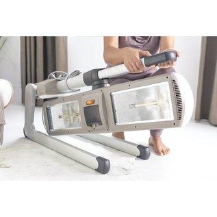 Hapro Das neueste Modell Hapro Innergize HP8580 Sunmobile mit UV- und Infrarot-Lampen