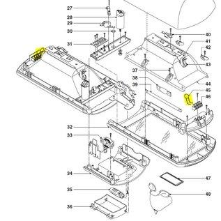 Hapro NTC 22 weerstand Philips / Hapro Suncare