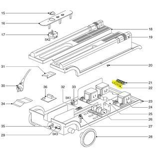 NTC-10 für HB810 t/m HB823 en HP8540
