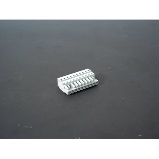 Hapro Stecker 10 polig (W)